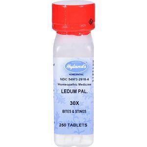 Гомеопатическое средство с багульником