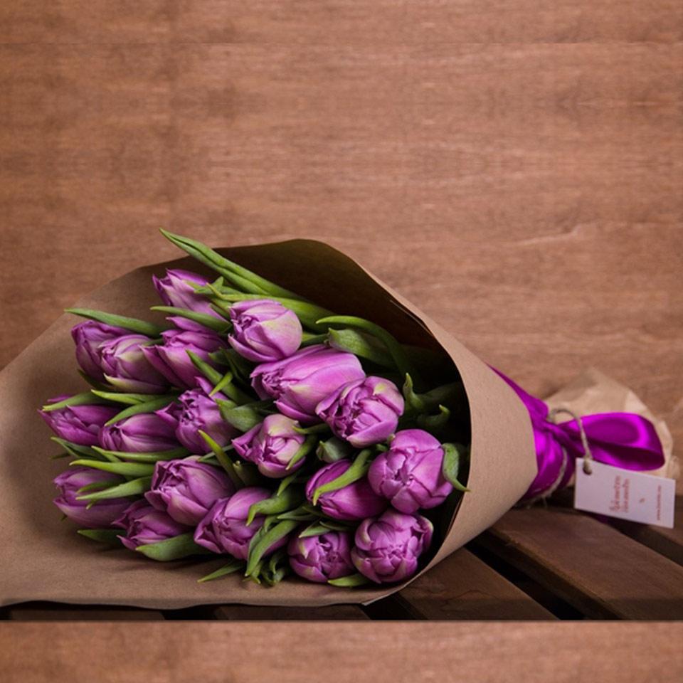 Букет тюльпанов оформление фото, цветок бругмансия где можно купить в минске