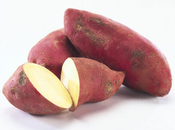 сладкая картошка овощ
