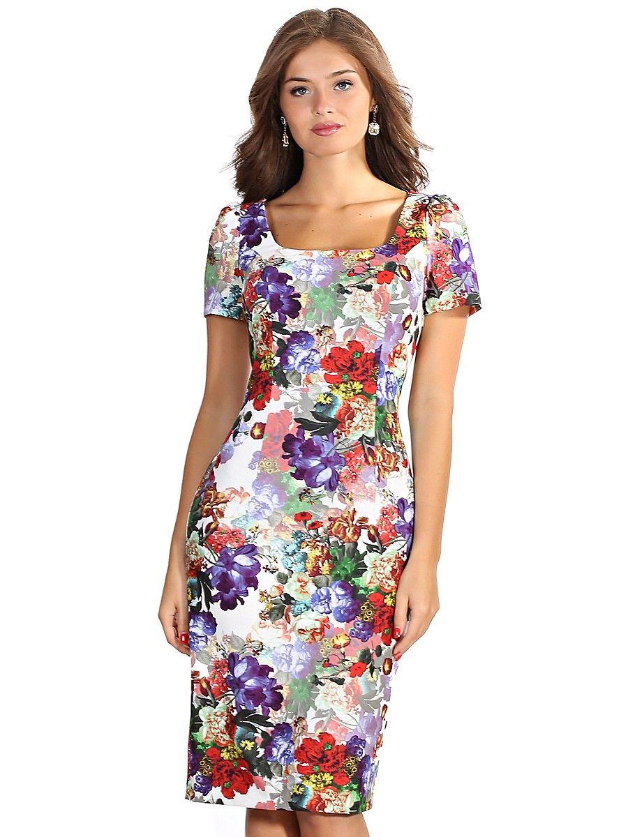 Модные молодежные платья весна-лето 2021