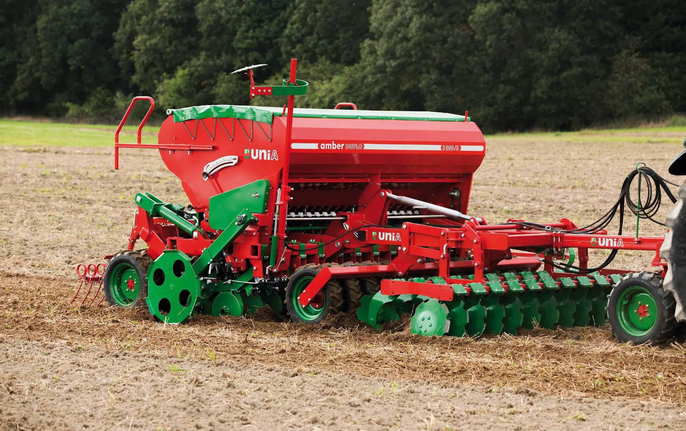 Сівалки зернові: види, характеристики