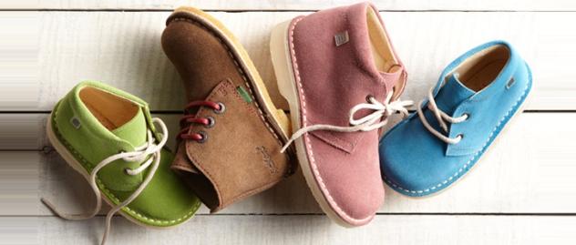 Как выбрать первую детскую обувь?